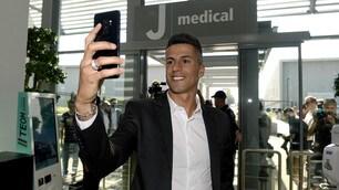 Juventus, è il giorno di Cancelo: visite e firma