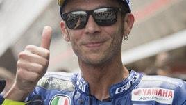 MotoGp Yamaha, Rossi: «Di solito siamo competitivi, ma può succedere di tutto»