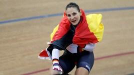 Ciclismo, grave incidente per l'olimpionica tedesca Kristina Vogel