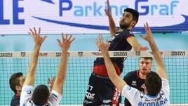 Volley A2 maschile: Damiano Valsecchi nuovo centrale dell'Atlantide Brescia