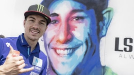 MotoGp Yamaha, Viñales: «Puntiamo ad ottenere il massimo dei punti»