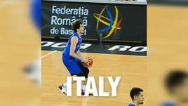 Basket, gli Azzurri sfidano la Croazia