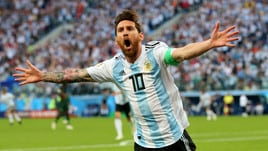 Mondiali 2018, Argentina in finale a 12,00