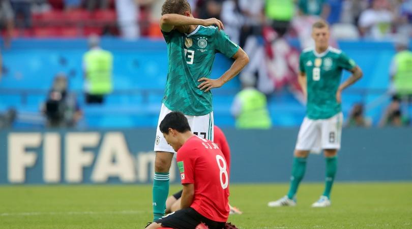 Mondiali 2018, Messico-Svezia 0-3; Corea del Sud-Germania 2-0