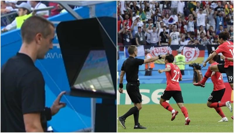 Corea-Germania: il Var convalida il gol agli asiatici