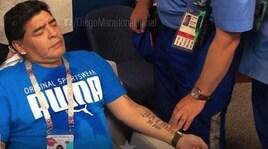 Argentina, Maradona: «Più vivo che mai. Quante bugie su di me»