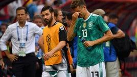 Mondiali 2018, Germania, un disastro impronosticabile