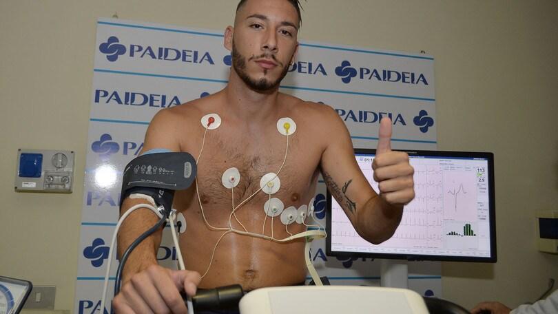 Lazio, Sprocati ha firmato: contratto quinquennale