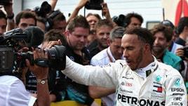 F1, in Austria il favorito è Hamilton
