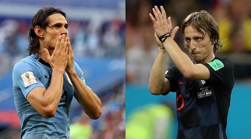Uruguay e Croazia sette milioni vanno all'assalto del Mondo
