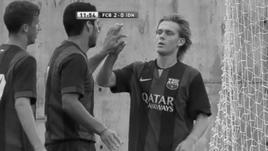 Milan, i numeri di Halilovic col Barça