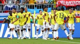 Mondiali 2018, Senegal-Colombia 0-1; Giappone-Polonia 0-1