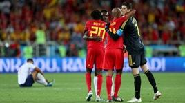 Mondiali 2018, Inghilterra-Belgio 0-1: la decide Januzaj