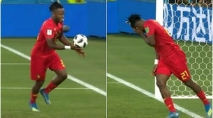 "Belgio, la ""dolorosa"" esultanza diBatshuayi"