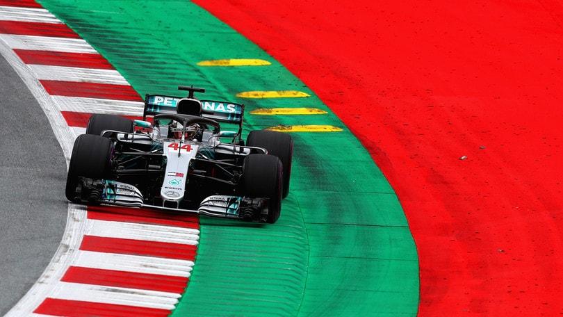 Verstappen vince Gp Austria, la Ferrari va in testa