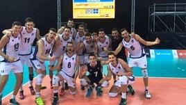Volley Mediterraneo - L'Italia di Graziosi giocherà per la medaglia d'oro