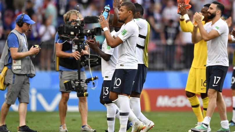 Mondiali 2018, Francia favorita nell'ottavo contro l'Argentina