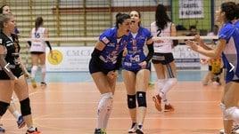 Volley A2 femminile - Karola Dhimitriadhi nuovo rinforzo per Martignacco