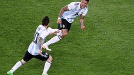 Mondiali 2018, Banega-Messi: i quotisti premiano l'asse argentino