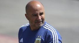 Argentina, Sampaoli: «Messi il nostro faro, giocheremo col coltello fra i denti»