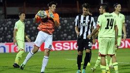 Calciomercato Ascoli, rescissione consensuale per Agazzi