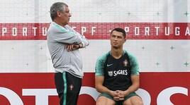 Uruguay-Portogallo, Tabarez: «Ronaldo non gioca da solo»