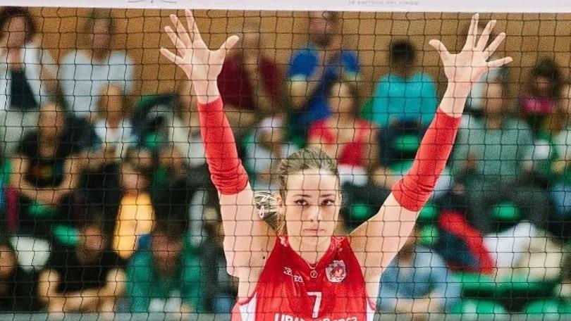 Volley A2 femminile - Ludovica Guidi nuova centrale del Volley Soverato
