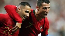 Mondiali 2018, Ronaldo su punizione paga 12,00