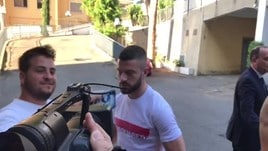 Lazio, Valon Berisha arriva per le visite mediche