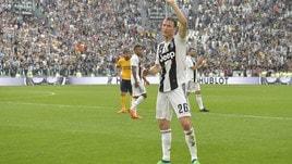 Calciomercato, Lichtsteiner ai saluti: «Juventus sempre nel cuore»