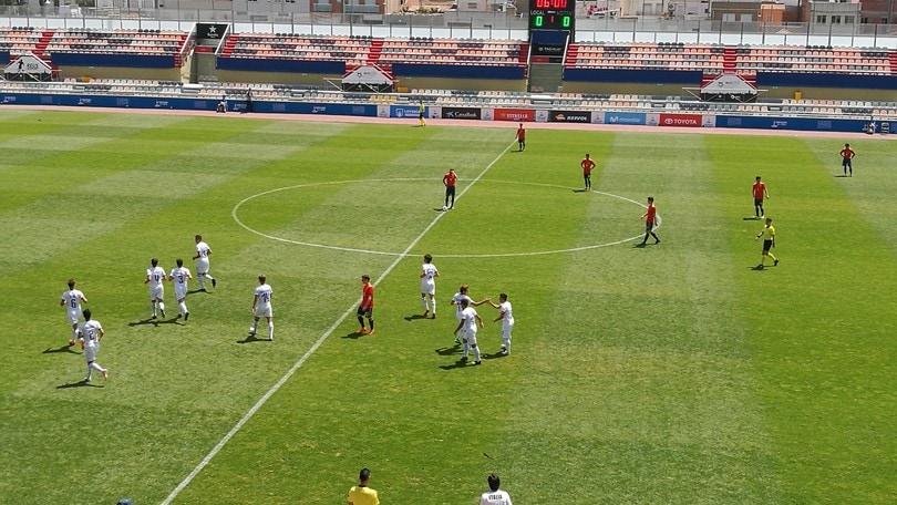 Under 18, Spagna-Italia 3-2: argento ai Giochi del Mediterraneo