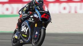 Moto2 Olanda: Bagnaia vola in pole! Schrotter insegue