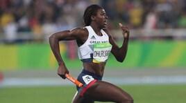 Atletica, Christine Ohuruogu annuncia il ritiro