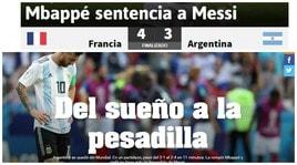 Francia-Argentina sui media: Mbappé sentenzia Messi