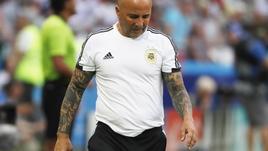 Argentina, Sampaoli, non dico se rimango