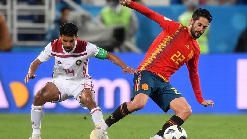 Mondiali 2018, Spagna favoritissima contro la Russia
