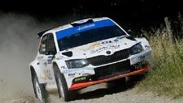 Ceccoli-Capolongo vincono Rally S.Marino