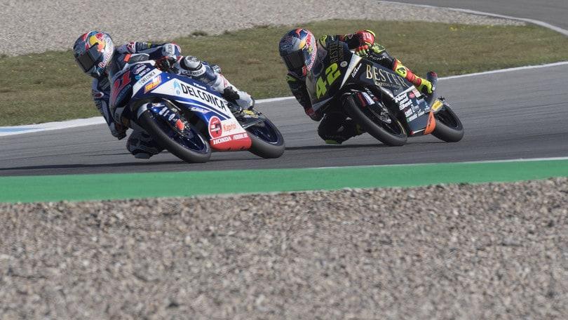 Moto3 Olanda, Martin vince e conquista il primo posto in classifica