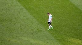 I numeri di Messi al Mondiale: solo 2 passaggi ricevuti in area!
