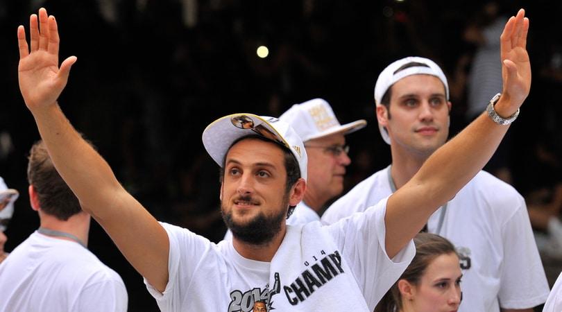 NBA, Belinelli torna a San Antonio: biennale da 12 milioni