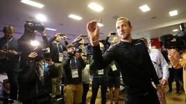 Inghilterra, Kane gioca a freccette coi giornalisti