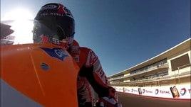 MotoGp Olanda: vittoria di Marquez, Rossi 5°