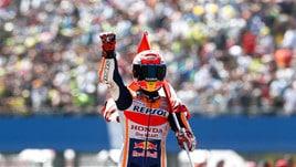 MotoGp Olanda, Marquez: «Alla fine ho dato tutto»