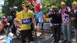 Il Tour de France esclude Froome