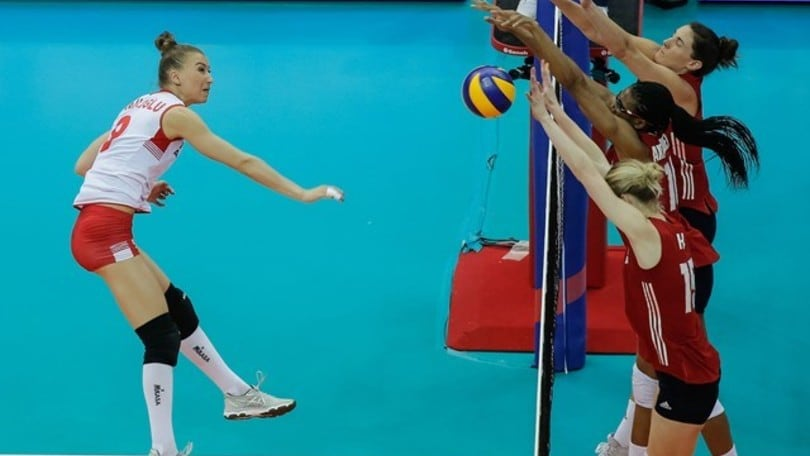 Volley Nations League - Le ragazze Usa hanno vinto la prima edizione