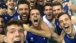 Volley Mediterraneo - Per gli Azzurri una splendida e meritata medaglia d'oro