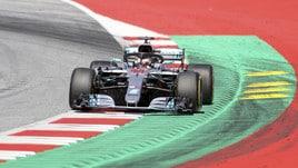F1 Austria, Hamilton: «Weekend durissimo, dobbiamo lavorare»