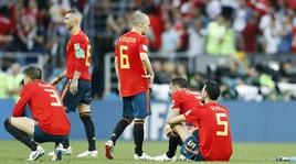 Spagna-Russia 4-5: a casa anche le Furie Rosse