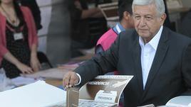 Messico, Obrador guida col 47,2%
