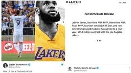 NBA, LeBron ha deciso: giocherà nei Lakers